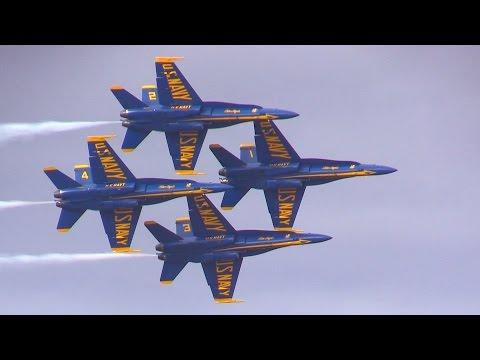 2015 U.S.N. Blue Angels (January 31st)
