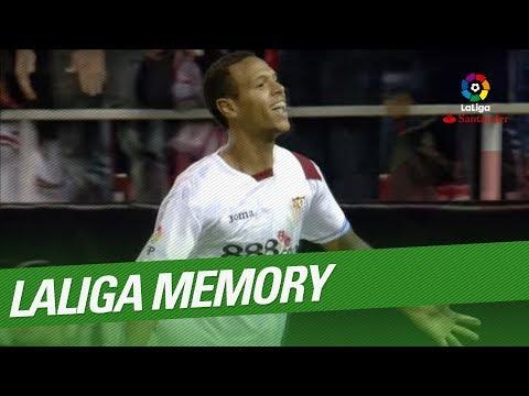 LaLiga Memory: Luis Fabiano Best Goals and Skills