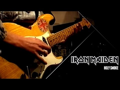 Клип Iron Maiden - Holy Smoke