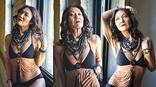 26-Year-Old Model Wears Her 'Wrinkles' With Pride: BORN DIFFERENT