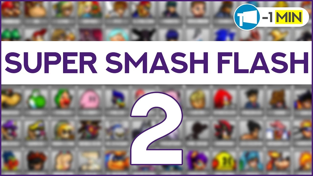 Como Descargar SUPER SMASH FLASH 2 (SSF2) v1 0 3 2 para PC - 2018