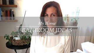 MY HOME: BATHROOM IDEAS & IKEA STUFF