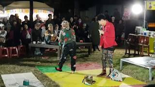 용팔이품바 18.10.08 영천한약축제공연