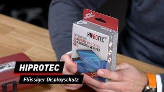 Hiprotec: Flüssiger Displayschutz fürs Handy