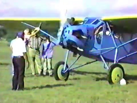 Deer Pasture Airfield Antique Airplane Fly-In 1990 VTS 01 1