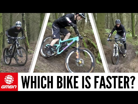 Hardtail, Mid-travel Or Long Travel Full Sus – Which
