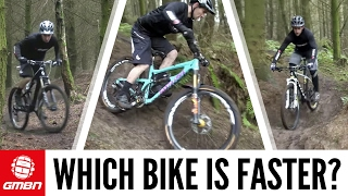 Hardtail, Mid-Travel Or Long Travel Full Sus – Which Mountain Bike Is The Fastest For Trail Riding?