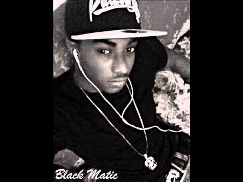 BLACK MATIC - Fake Frenz (backyaad production)