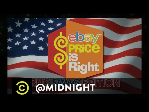 Jon Heder, Will Sasso, Chris D'Elia - eBay Price is Right - @midnight with Chris Hardwick