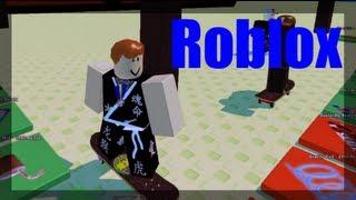 Jogando Roblox - Sobreviva os Desastres!
