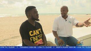 Mentoring Matters: Former UM Football Player Pays It Forward, Mentors Teen