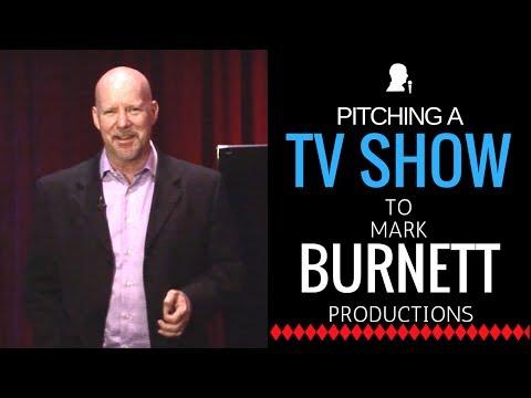 mark burnett dating show