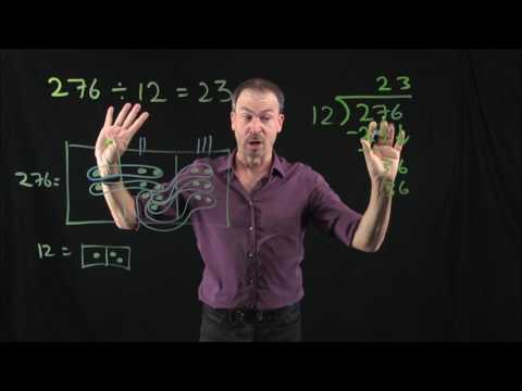 Aside: The Traditional Long Division Algorithm