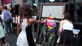 Mirror Me Booth at Events: Bat Mitzvah