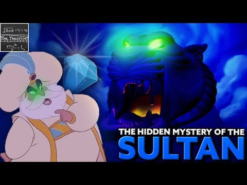 Aladdin: The Cave of Wonders CONSPIRACY! [Theory]