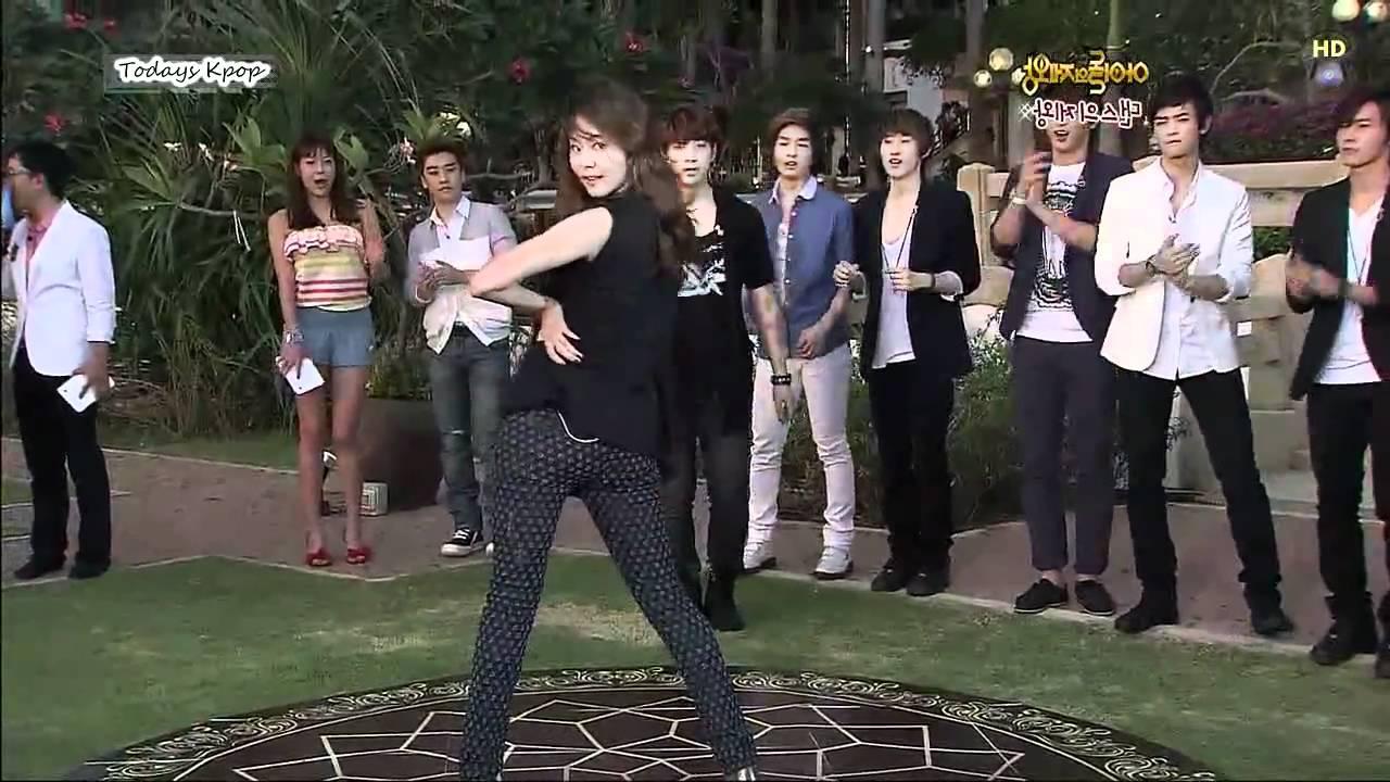 Idol sexy dance - 2pm(Chansung) After School(Uee) Kara(Hara) SHINee(ONew) 4Minute(Hyun Ah)