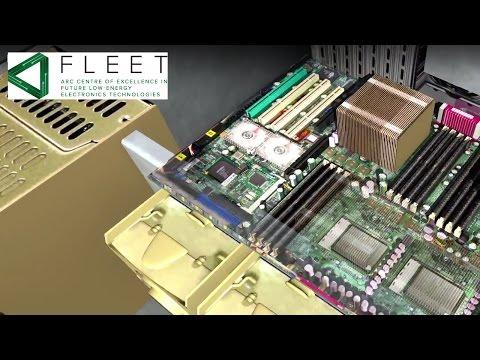 FLEET Centre: developing ultralow energy electronics