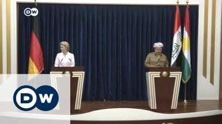 وزيرة الدفاع الألمانية في زيارة لأربيل | الأخبار