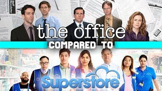 The Office Compared to Superstore (TV Shows)