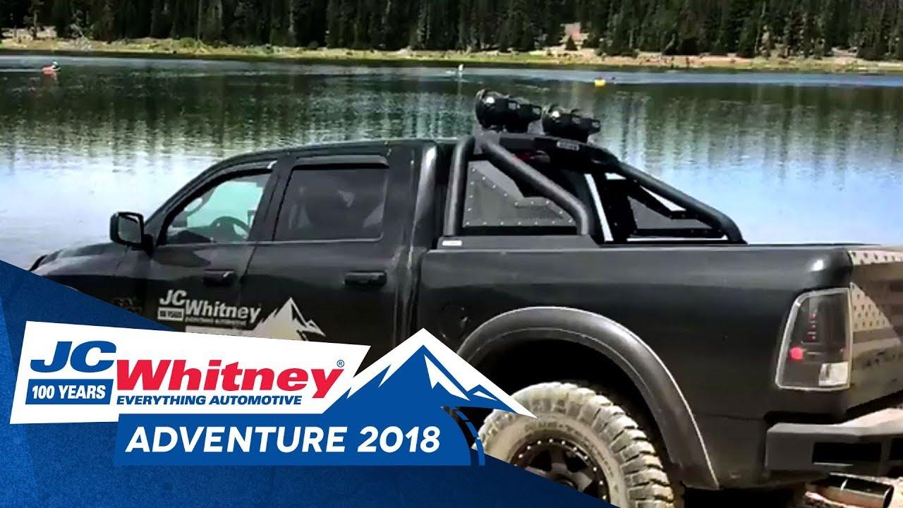 Jc Whitney Is Giving Away A Custom 2017 Ram 1500 Truck Youtube