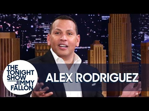Alex RodriguezReacts To 1998 Footage Of Him Declaring Jennifer Lopez His Dream Date