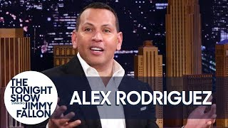 Alex Rodriguez Reacts to 1998 Footage of Him Declaring Jennifer Lopez His Dream Date