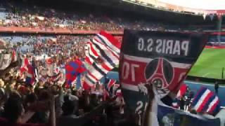 Ambiance 🔝 Collectif Ultras Paris 🔴🔵 - PSG vs Barça WCL  ⚽️ 29/4/2017 - 4K 🎥 dans paramètres 😉
