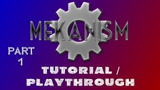 Mekanism Tutorial/Playthrough - Part 1