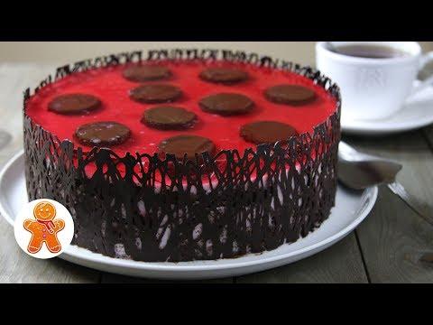 Торт 'Божья Коровка'