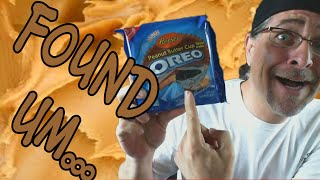 Stoner Stack Reviews:oreo's Peanut Butter Cup  Cookies