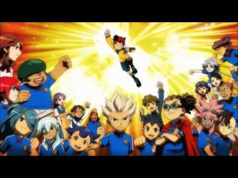 Inazuma Eleven OST - 2, piece 18 Raimon's Power