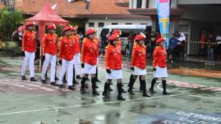 PBB dan Varfor Paskibra SMAN 11 Semarang