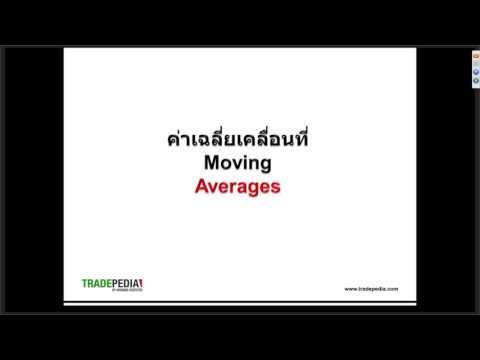 สอนเทรด Forex พื้นฐาน ฟรี (EP.06) Moving Average MACD - XM Webinars - Thai