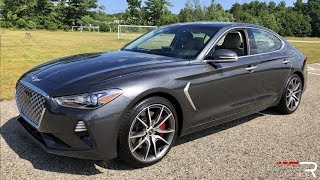 2019 Genesis G70 2.0T 6-Speed – Save The Manuals!