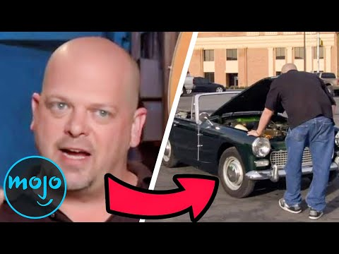 Top 10 Times the Pawn Stars Were Screwed Over