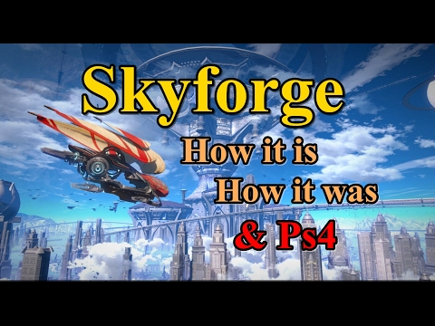 skyforge how to play with friends pc