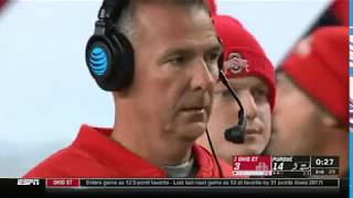 Urban Meyer Reaction Supercut versus Purdue