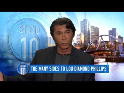 The Many Sides To Lou Diamond Phillips