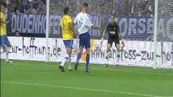 Abschiedsspiel Marcelo Bordon auf Schalke - Tore und Tränen (hohe Qualität)