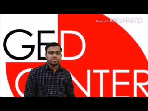 Introduction to GED Test: GED Center Inc. Dhaka [জিইডি টেস্ট কী, কাদের জন্য?] জিইডি সেন্টার ঢাকা