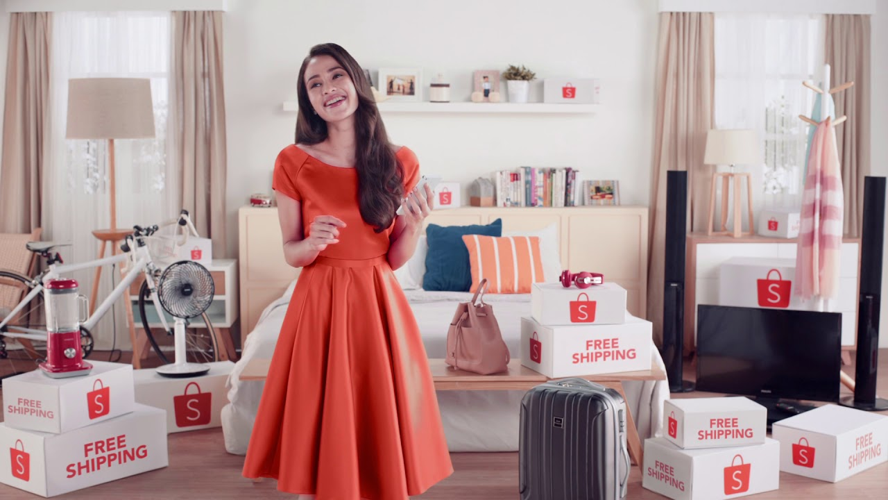 Shopee Malaysia Free Shipping across Malaysia YouTube
