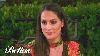 An empowered Nikki Bella reveals who will walk her down the aisle: Total Bellas, June 24, 2018