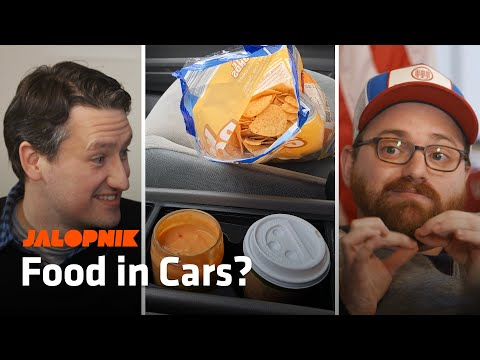 is-it-ever-okay-to-eat-food-in-a-car?-|-carguments