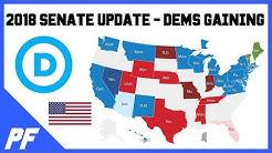 Democrats Closing In - 2018 Senate Midterm Election Results Update - Arizona & Florida