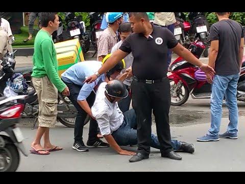 2016 Ho Chi Minh City traffic accident [4k]