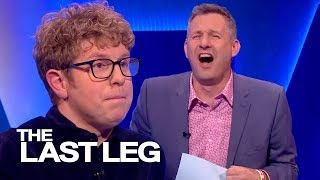 Gritsy Bitsy Teeny Weeny Yellow Anti-Slip Machiney - The Last Leg