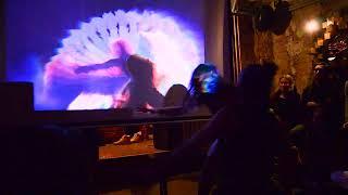 Tree of Life 06 - Piano / Dance / Visuals Improv Collab (Synaesthetic Web, Berlin, 28 Nov 2019)