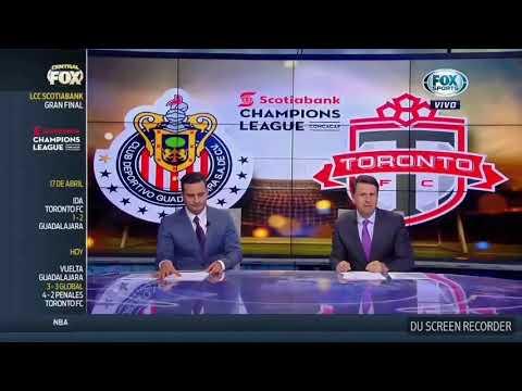 Reportera de Fox Sport fue acosada en vivo por aficionados chivistas