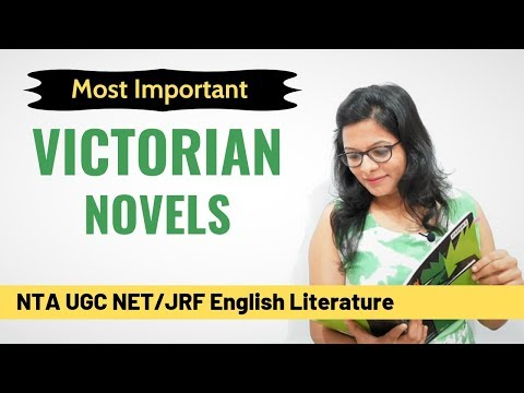 Most Important Victorian Novels for UGC NET English