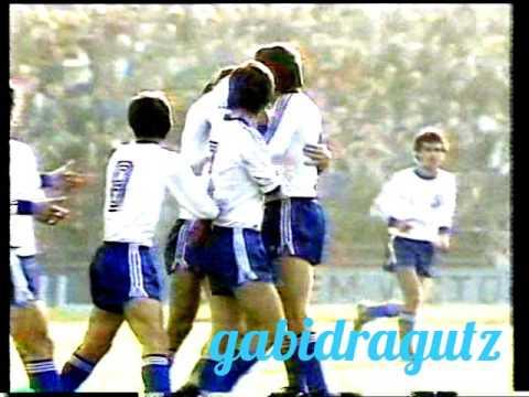 1982-83 UEFA Cup Corvinul Hunedoara - FK Sarajevo 4-4